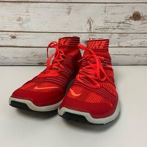 Nike FlyKnit High Top Sneakers